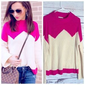 The reeds x jcrew sweater